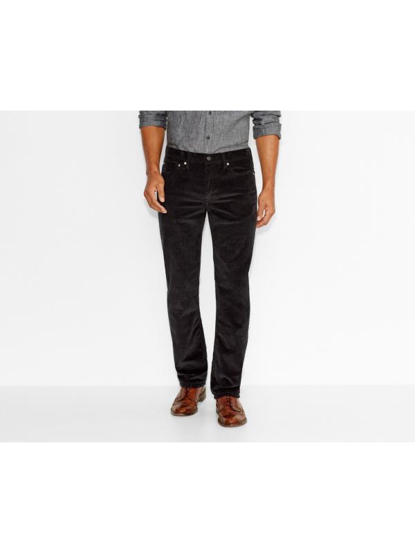 Вельветовые джинсы LEVIS 514™ Slim  Corduroy Black new