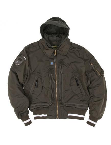 Мужская куртка Alpha Industries Liquid Racer Jacket