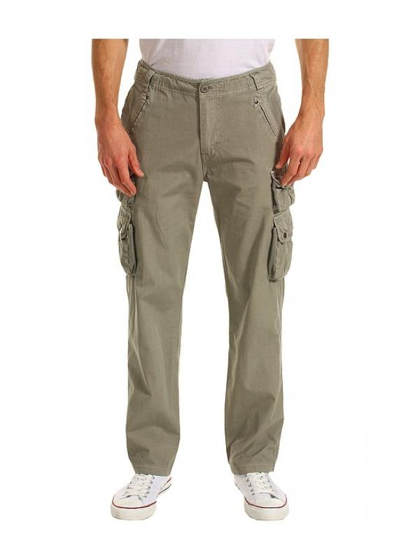 Alpha Industries Century Pant pebbled gray