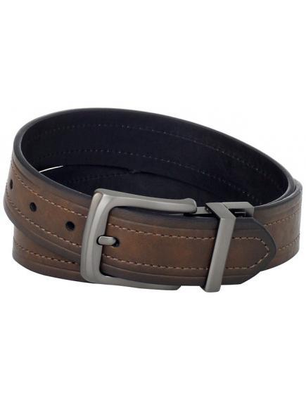 Ремень Levis Mens 40MM Reversible Belt With Gunmetal Buckle 11LV2223