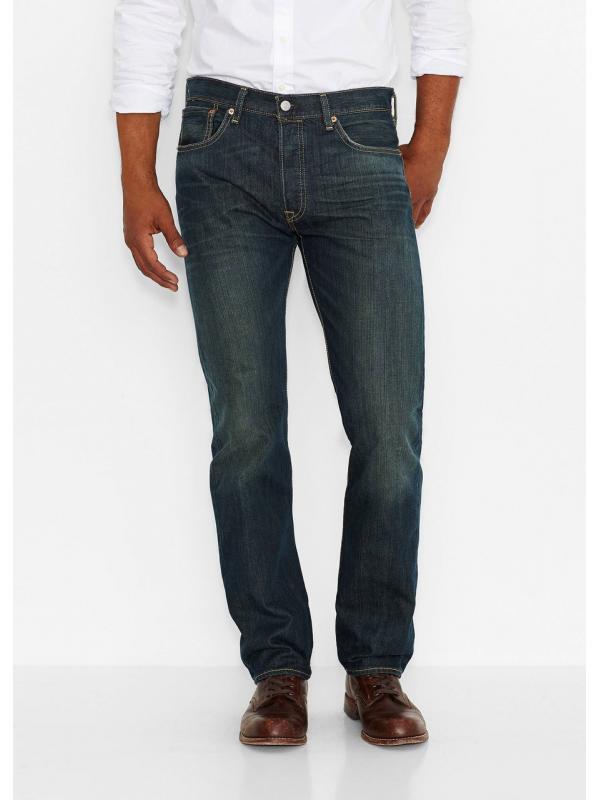 Джинсы мужские Levis 501  Original Fit Jeans— 18 Months Green new