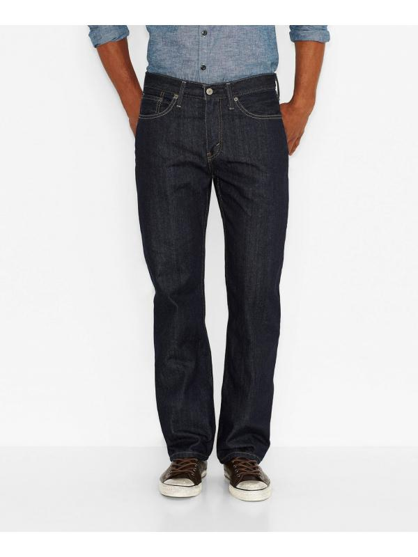 Мужские джинсы LEVIS  514™  Straight Jeans - Tumbled Rigid