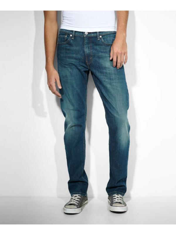 Джинсы Levis 513™ Slim Straight Jeans Cash new