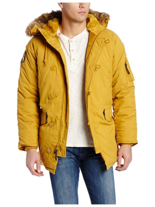 Куртка Alpha Altitude Parka Tumbleweed