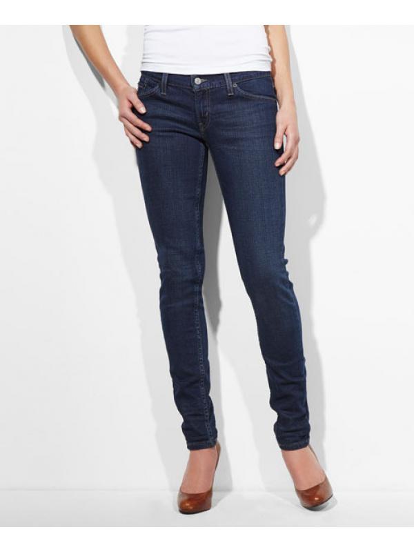 Женские джинсы Levis 524™ Skinny Jeans Denim Belief