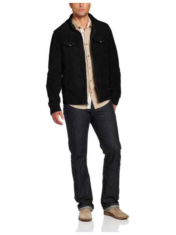 Куртка Levis Four-Pocket Military Jacket