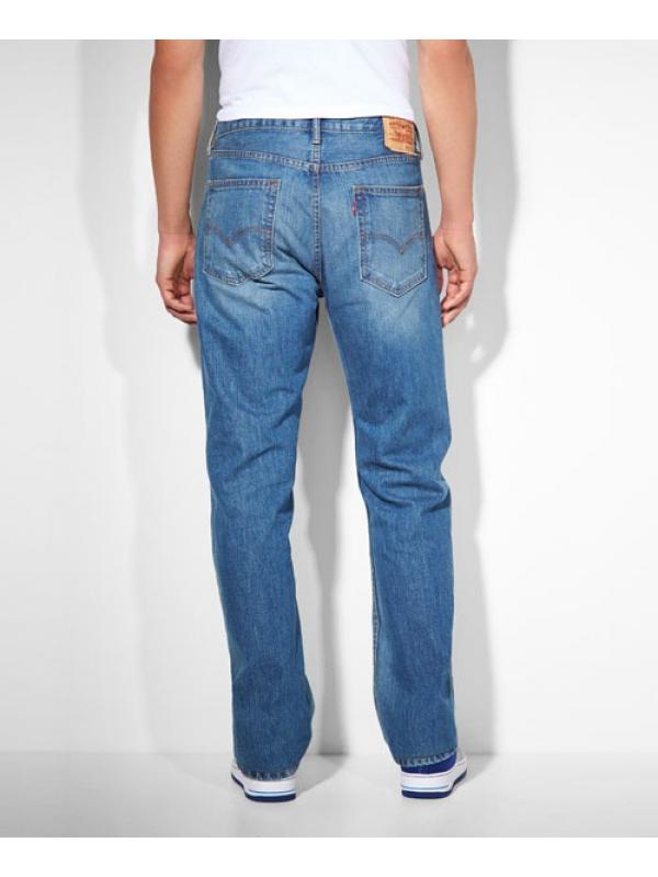 Мужские джинсы LEVIS 505® Straight Jeans mango