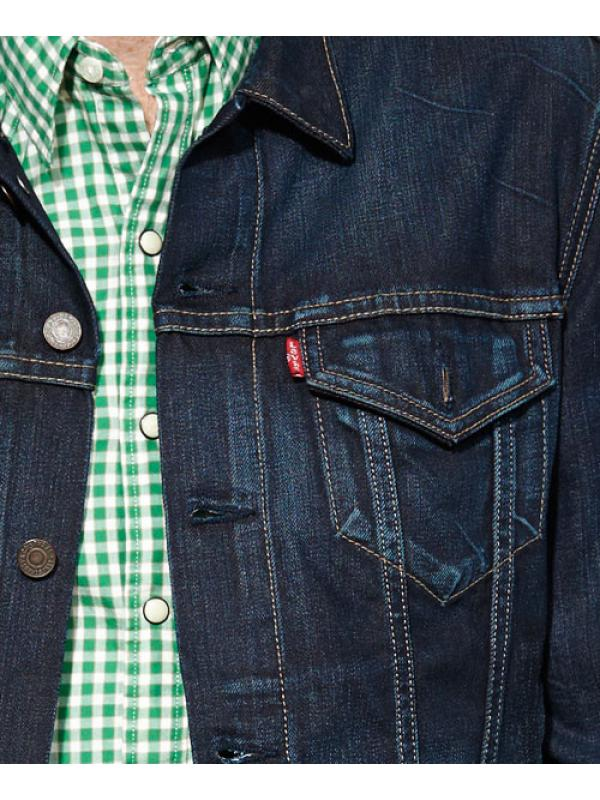 Джинсовая куртка Levis Trucker Jacket Donald