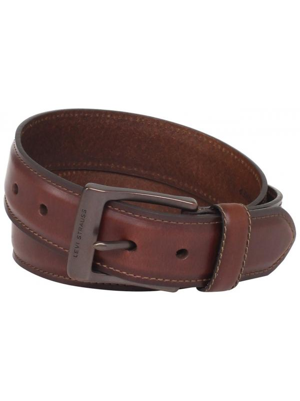 Ремень Levis Mens Leather Belt With Padded Center 11LV02QK