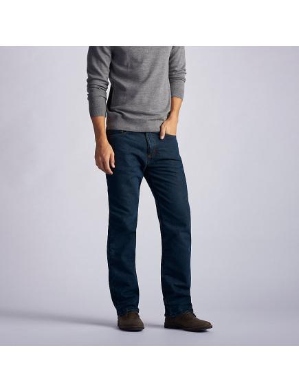 Мужские джинсы Lee FLEECE LINED JEAN Black Quartz  2055791