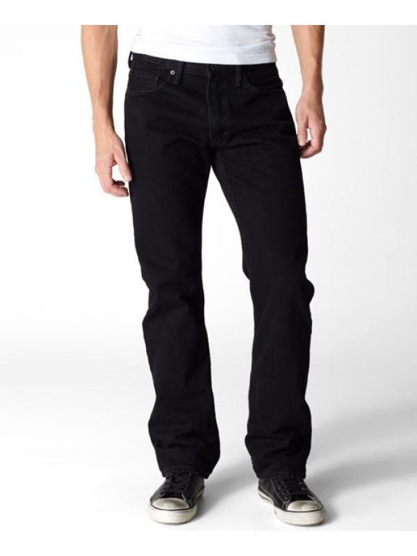 Мужские джинсы LEVIS 505® Straight Jeans black