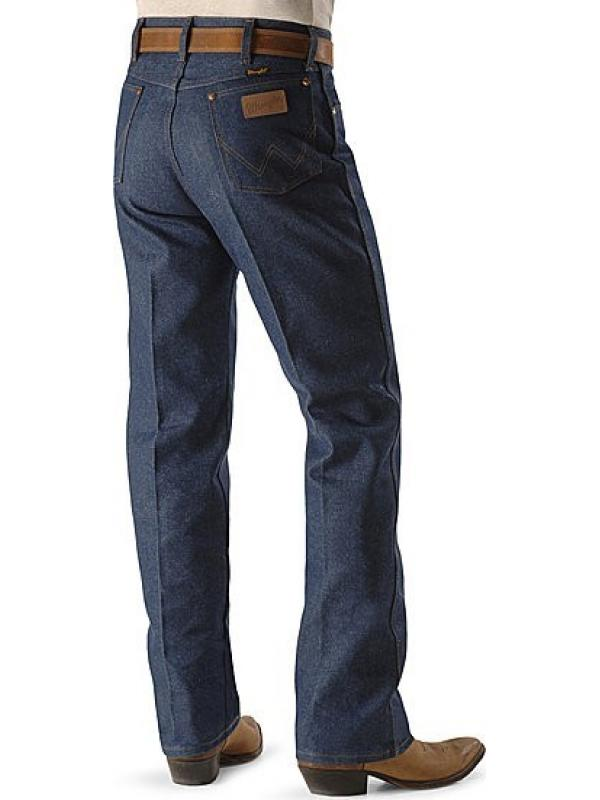 Джинсы мужские Wrangler 13mwz Original Fit Rigid