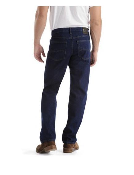 Джинсы Lee Regular Fit Straight Leg Jean Mens Fit 2008989