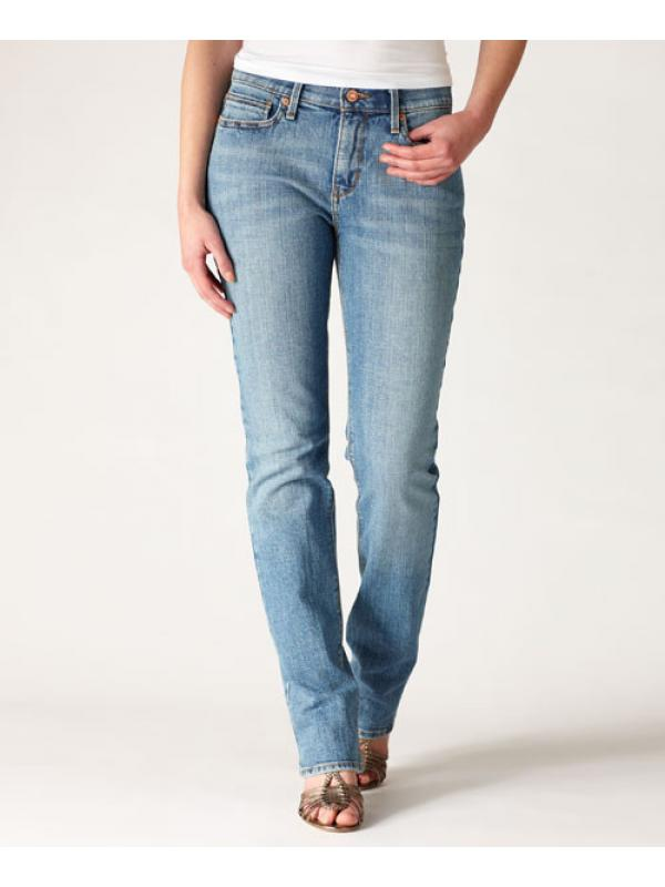 Женские джинсы Levis 525™ Perfect Waist Straight Jeans Sky