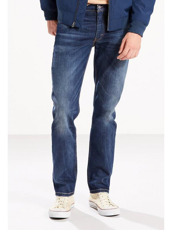 Джинсы мужские LEVIS 511 Slim Fit Cross Town NEW