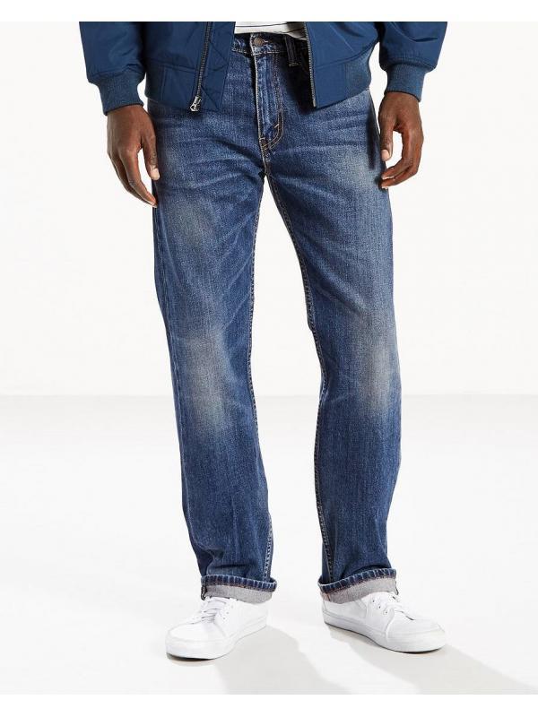 Мужские джинсы LEVIS 505® Regular Fit Straight The Jagger new