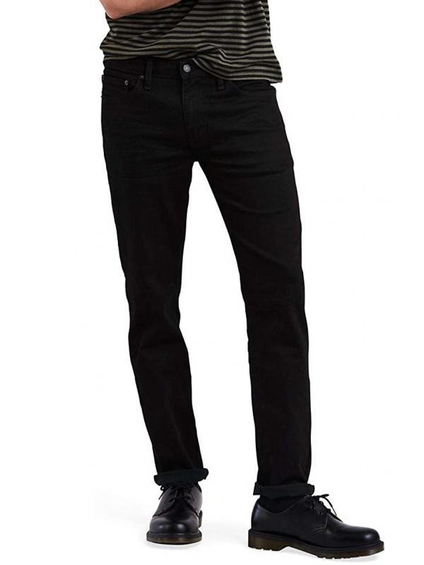 Джинсы мужские Levis 511™ Slim Fit -Black 3D