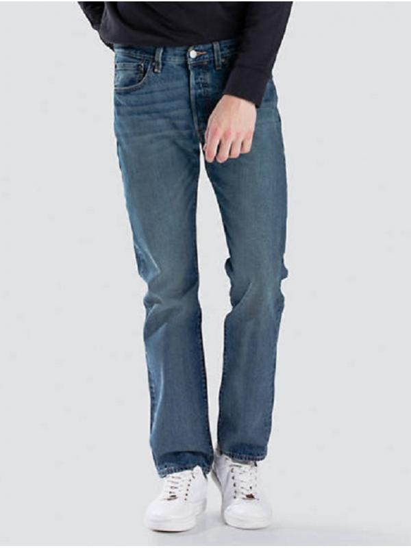 Джинсы Levis 501 Original Fit Jeans Thrifty