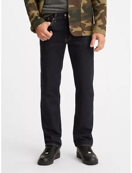 Джинсы LEVIS  514™ Straight Fit Jeans - Premium Indigo