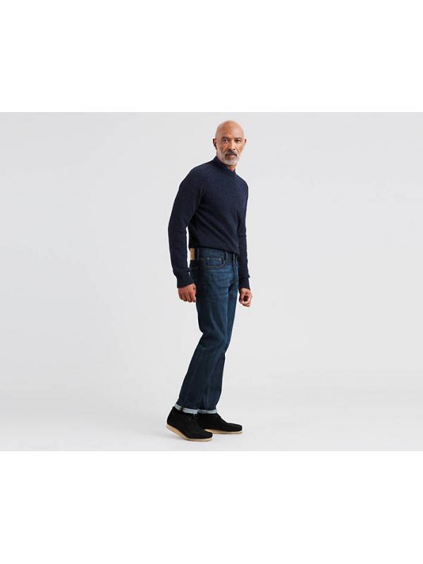 Джинсы мужские LEVIS 511 Slim Fit Jeans Yokohama Nights