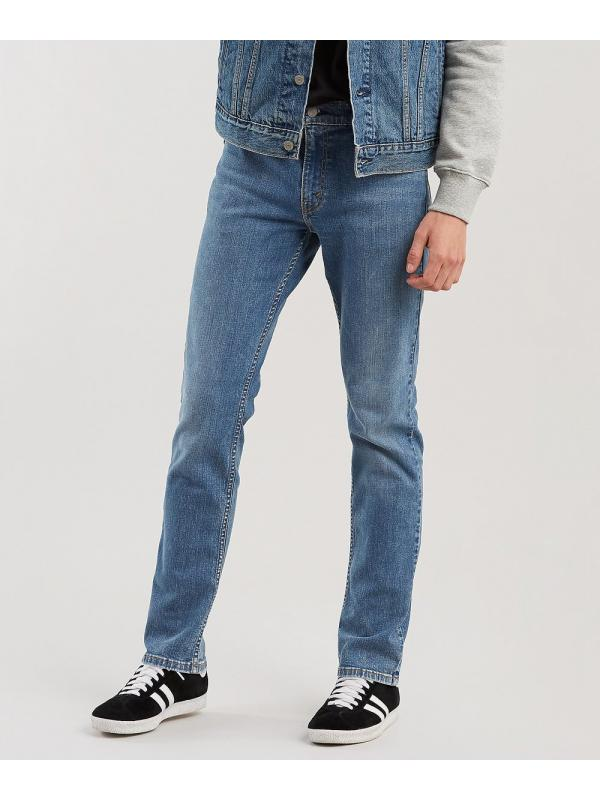 Джинсы мужские LEVIS 511 Slim Fit Flex The Banks