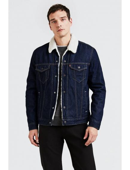 Куртка Levis THE SHERPA TRUCKER JACKET ROCKRIDGE