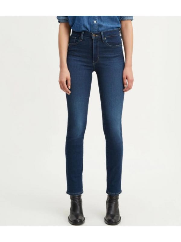 Женские джинсы Levis 724 High Rise Straight Women's Jeans 188830044