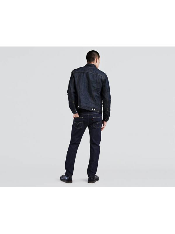 Мужские джинсы LEVIS 502™ Regular Taper Fit Stretch Jeans Dark Hollow