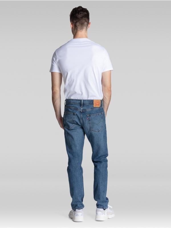 Мужские джинсы LEVIS 502™ Regular Taper Fit Stretch Jeans Blue Comet