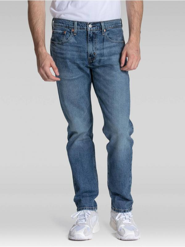 Мужские джинсы LEVIS 502™ Regular Taper Fit Stretch Jeans Blue Comet