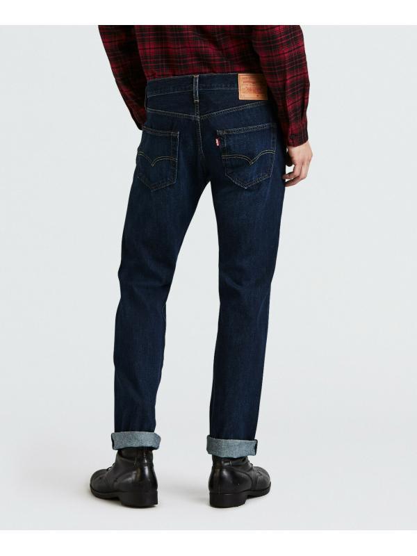 Джинсы Levis 501 Original Fit Straight Jeans Sponge