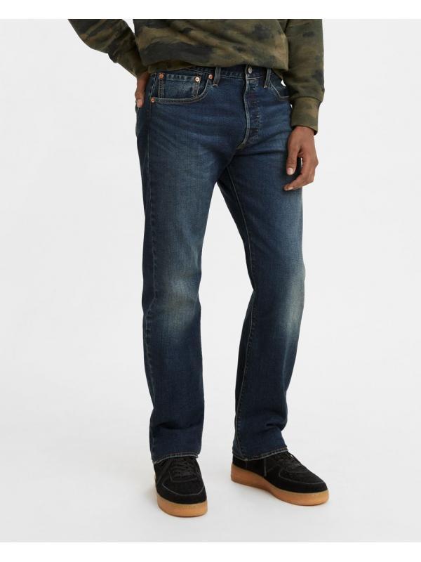 Джинсы мужские Levis 501 Original Fit Jeans Uncanny