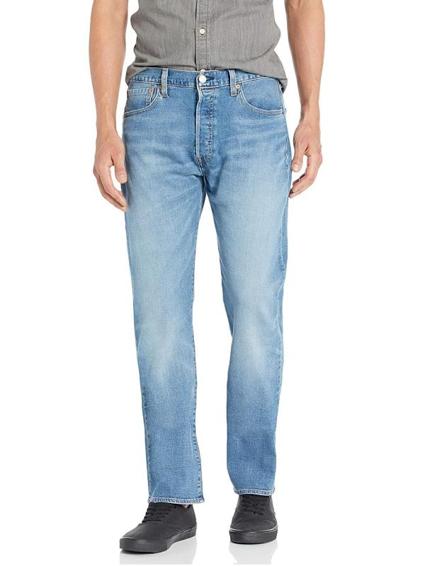 Джинсы Levis 501 Original Fit Straight Jeans Nettle Subtle