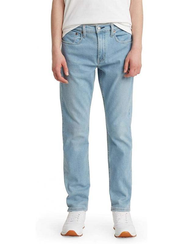 Чоловічі джинси LEVIS 502™ Regular Taper Fit Stretch Jeans Begonia Sunshine