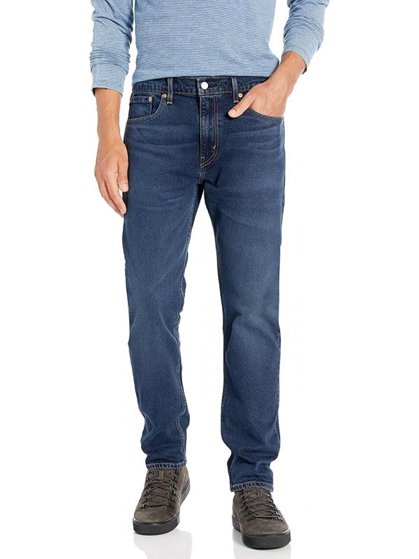 Мужские джинсы LEVIS 502™ Regular Taper Fit Stretch Jeans Goldenrod