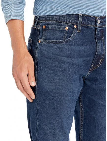 Мужские джинсы LEVIS 502™ Regular Taper Fit Stretch Jeans Goldenrod