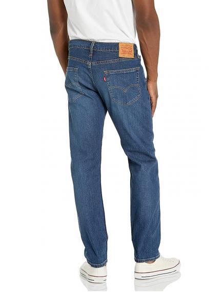 Мужские джинсы LEVIS 502™ Regular Taper Fit Stretch Jeans Venis