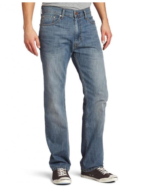 Мужские джинсы LEVIS 505® Straight Jeans Medium Chipped