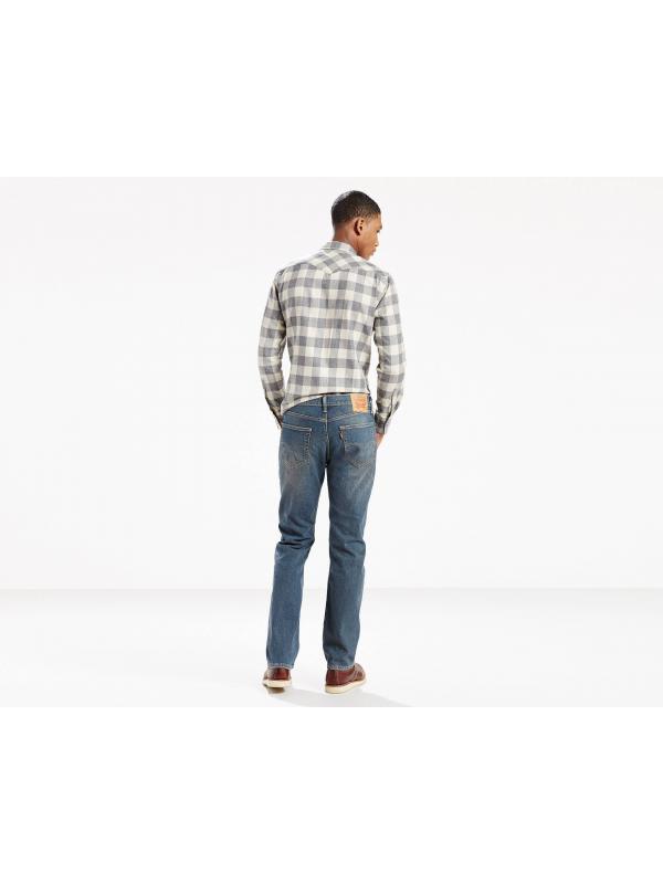 Мужские джинсы LEVIS 505® Straight Ficus new