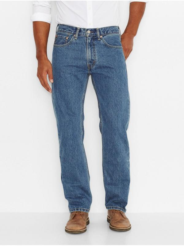 Мужские джинсы LEVIS 505® Straight Jeans Medium Stonewash