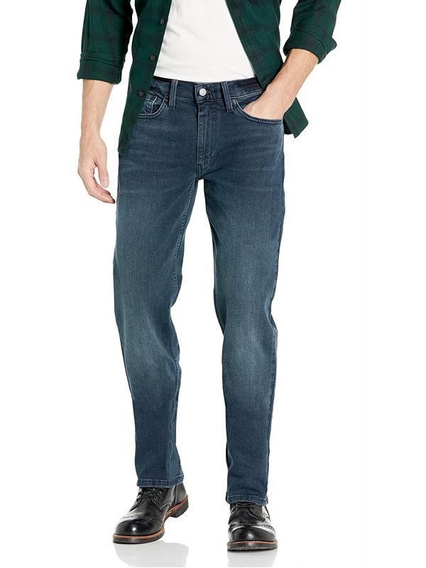 Джинсы LEVIS  514™ Straight Fit Stretch Jeans - Abu Volcano