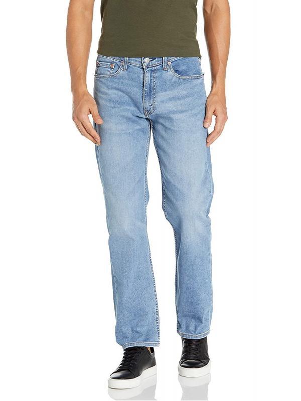 Джинсы LEVIS  514™ Straight Fit Jeans - Homestead Wood