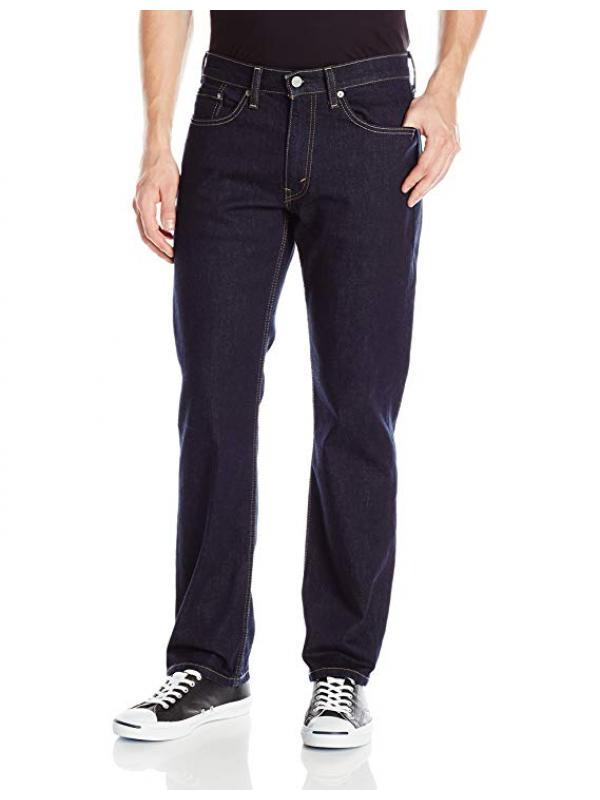 Джинсы LEVIS  514™ Straight Fit Stretch Jeans - Dark Hollow NEW