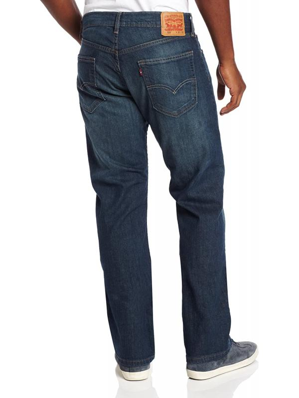 Джинсы LEVIS 559 Relaxed Straight Jeans - Cash
