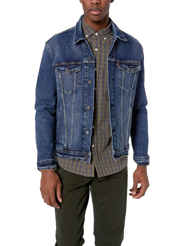 Джинсовая куртка LEVIS The Trucker Jacket Colusa