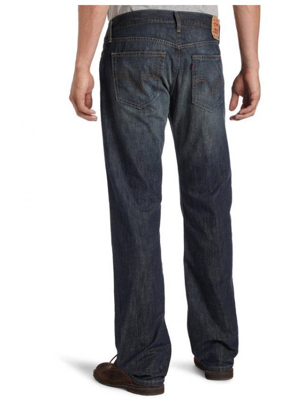 Джинси чоловічі LEVIS  514™  Straight Jeans - highway