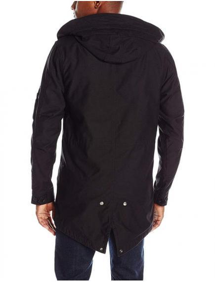 Мужская куртка Alpha Industries M-59 Fishtail Parka Black