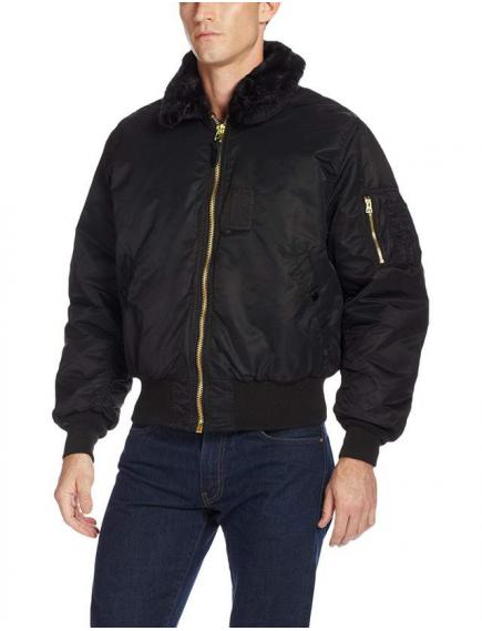 Куртка Alpha Industries B-15 Black