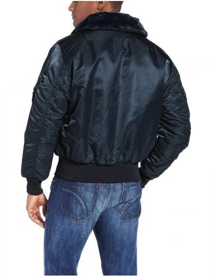 Куртка Alpha Industries B-15 Replica Blue