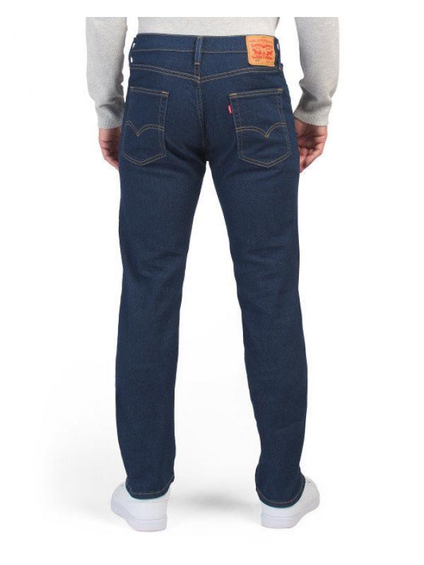 Джинсы Levis 513™ Slim Straight Jeans Rinse